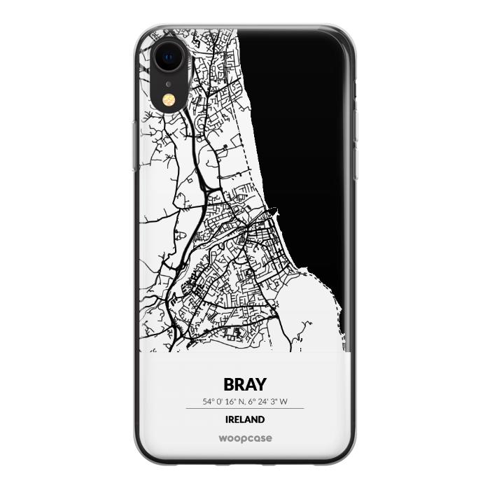 Woopcase 🤩   Bray, Irlanda - Mappa della città