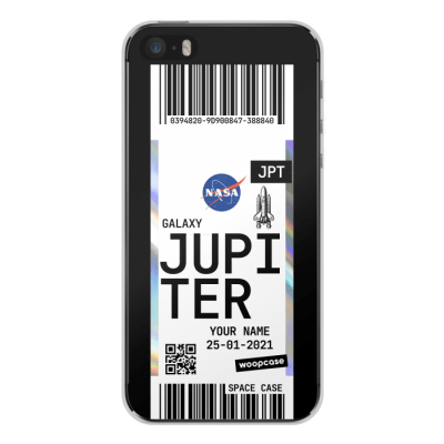 Jupiter - NASA - Carte d'embarquement